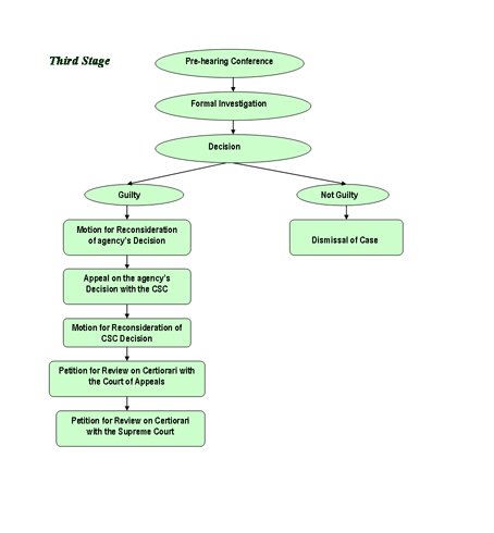 Flowchart of administrative proceedings in disciplinary cases flowchart of administrative proceedings in disciplinary cases altavistaventures Choice Image