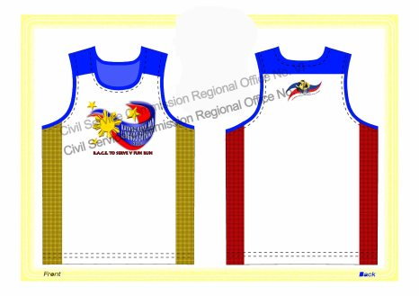 CSCRO6 RACE TO SERVE V SINGLET